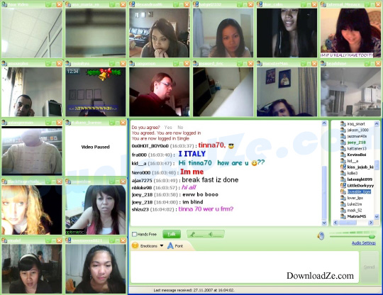Camfrog Video Chat 6.11.576