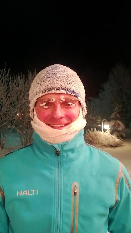 снежный Хейкки Ковалайнен 23 декабря 2012