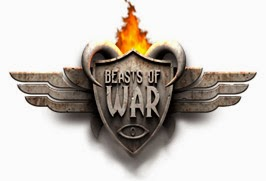 Beasts of war kings of war Mantic Games Crying Grumpies