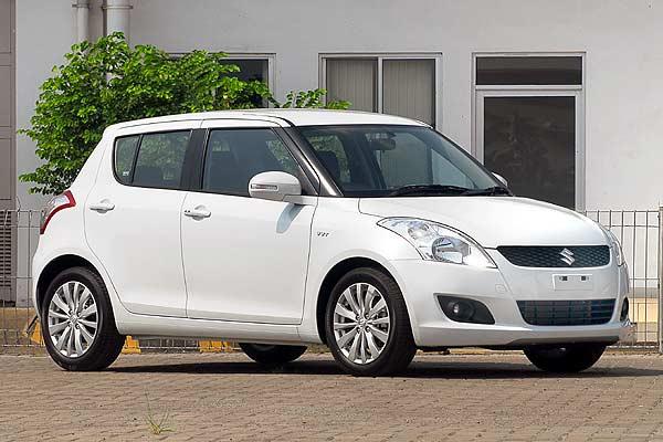 All New Suzuki Swift - Spesifikasi Lengkap dan Harga