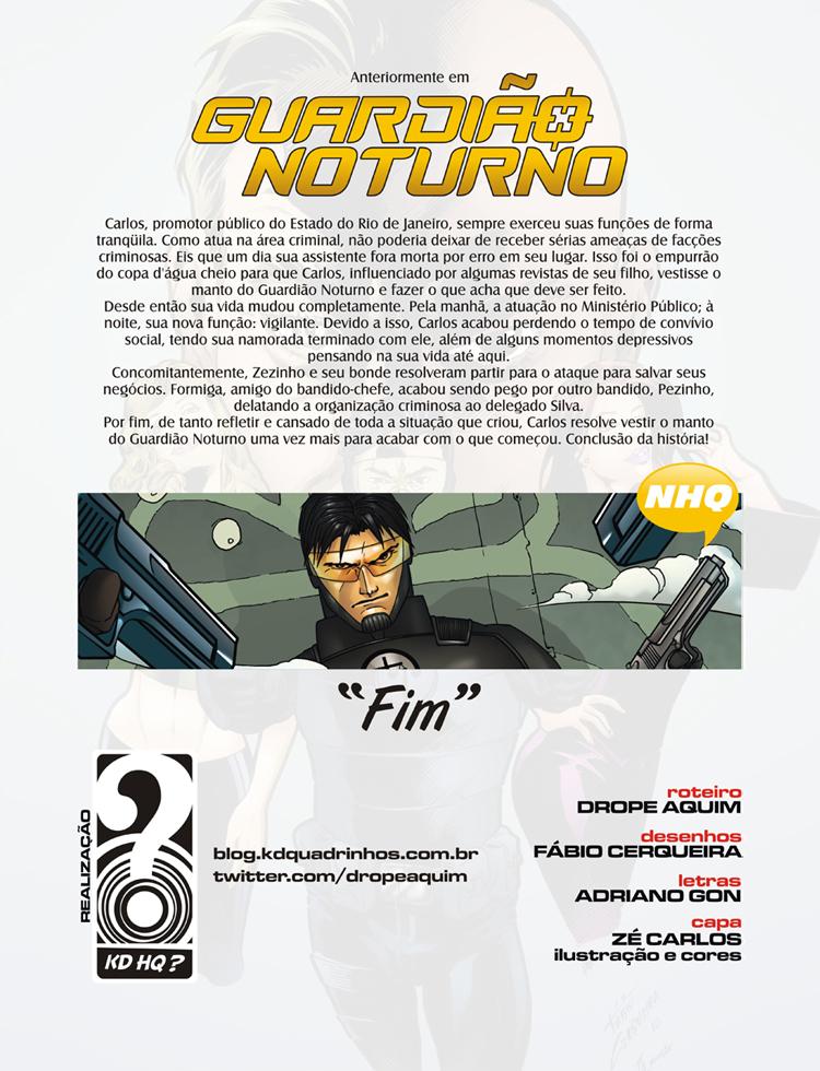Guardião Noturno 4 - Página 1