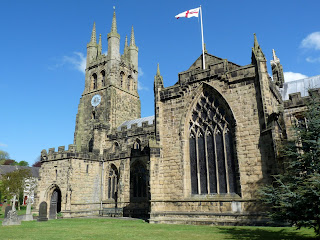 "Tideswell ""Cathedral"""