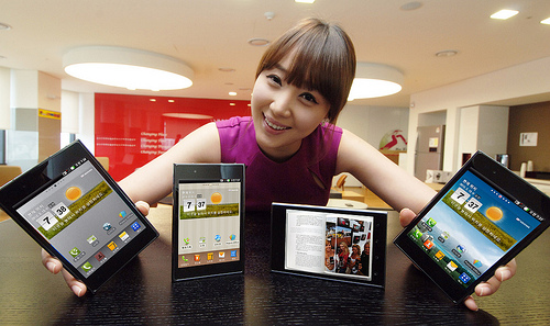 LG Optimus Vu Model