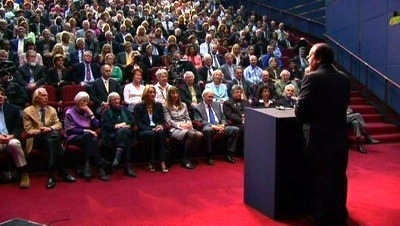 Prem Rawat Maharaji at Parliament of Australia