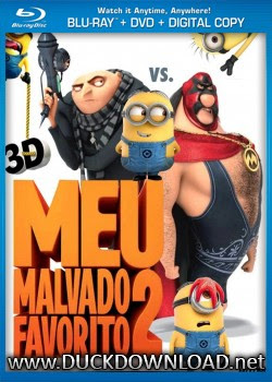 Download Meu Malvado Favorito 2 BDRip 3D 1080p Dual Áudio