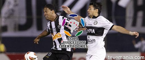 Atlético Mineiro vs Olimpia en Vivo - Final Libertadores