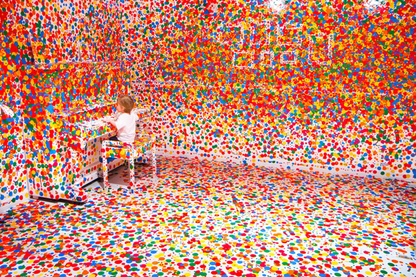 The obliteration room 9