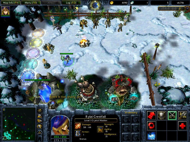 Комментарий на Warcraft III Click Detector Палим людей с Мап Хаком. Dota Т