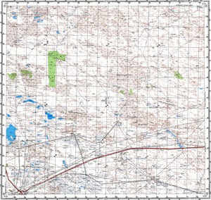 Map 100k--l38-093--(1988)