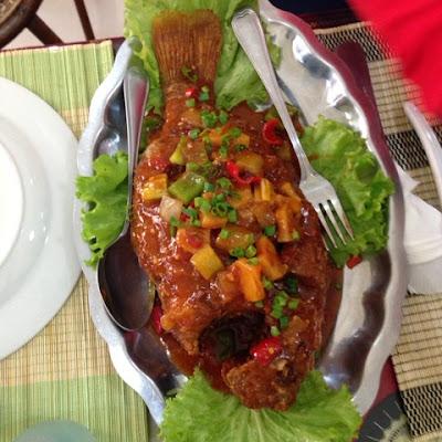 Wau Restaurant, Siem Reap