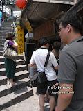 來到阿柑姨芋圓。旅遊書上有介紹,好像頗有名氣。