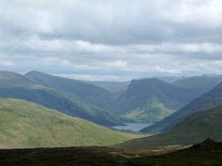 Fleetwith Pike and Buttermere.