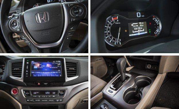 2016 Honda Pilot FWD Release date Review Car Price Concept