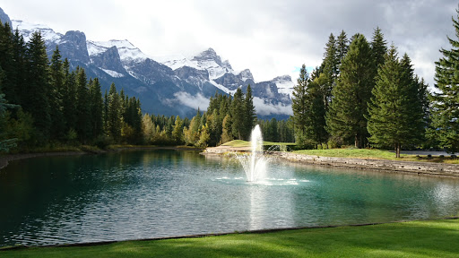 Canmore Golf & Curling Club, 2000 8 Ave, Canmore, AB T1W 1Y2, Canada, Golf Club, state Alberta
