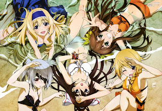 Infinite Stratos 2 World Purge-hen OVA Sub Indo