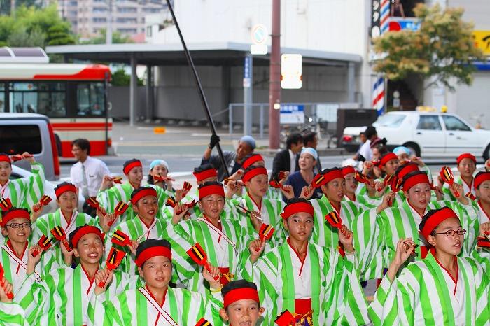 第59回よさこい祭り☆本祭1日目・城西館26☆上1目2055