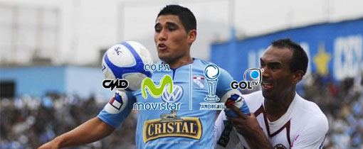 Sporting Cristal vs. Inti Gas en Vivo - Copa Movistar