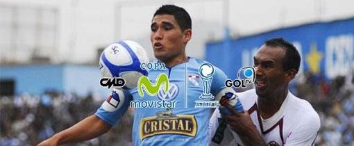 Sporting Cristal vs. Inti Gas en Vivo - Copa Movistar