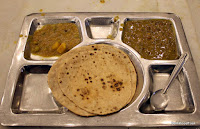 Langar food