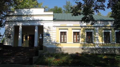 здание музея имени Сковороды