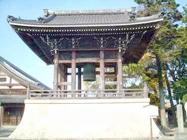 豊川稲荷 鐘楼堂