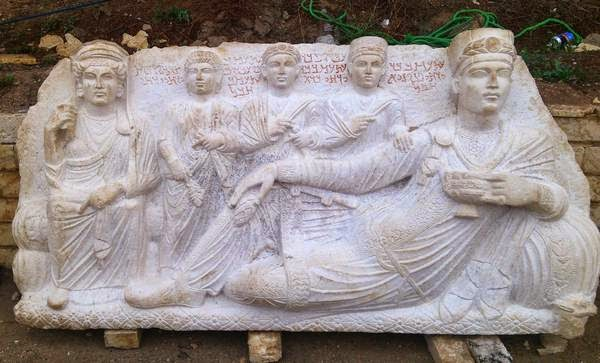 Syria: Syrian cultural heritage a victim of war in Rome exhibition