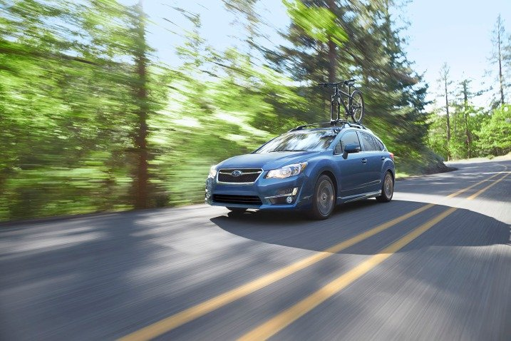 2016 Subaru Impreza Hatchback Review Car Price Concept