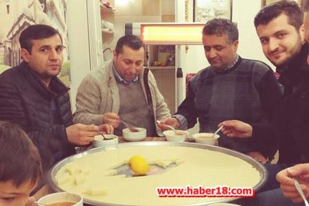 Yozgatlılar Çankırı'da Arabaşı İkram Ettiler