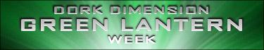 Green Lantern Week
