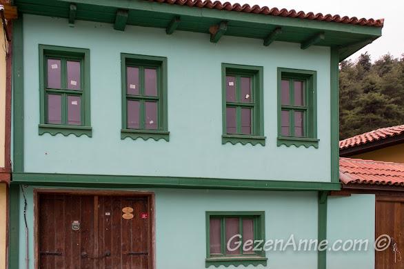 Bursa, Misi Köyü'nde restore edilmiş boş bir ev