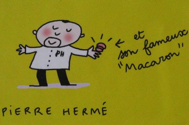 Pierre Herme y su famoso macaron