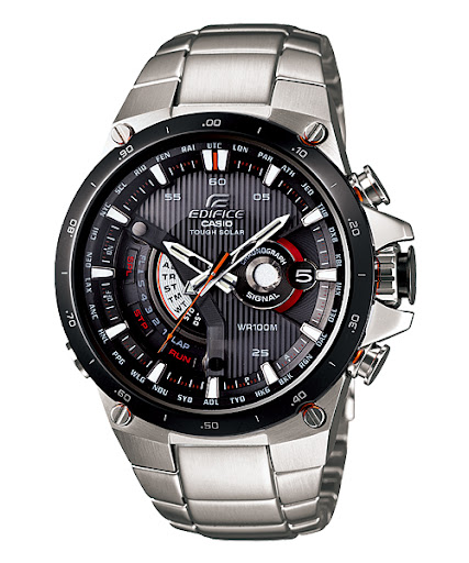 Casio Edifice Chronograph : ef-528sp