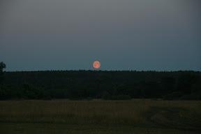 Zalazak mjeseca?