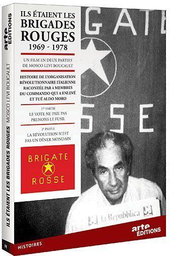 Byli w Czerwonych Brygadach / Ils ?taient les Brigades Rouge (2009) PL.TVRip.XviD / Lektor PL