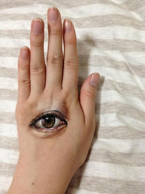 Optical Illusions created by Hikaru Cho Seen On www.coolpicturegallery.us