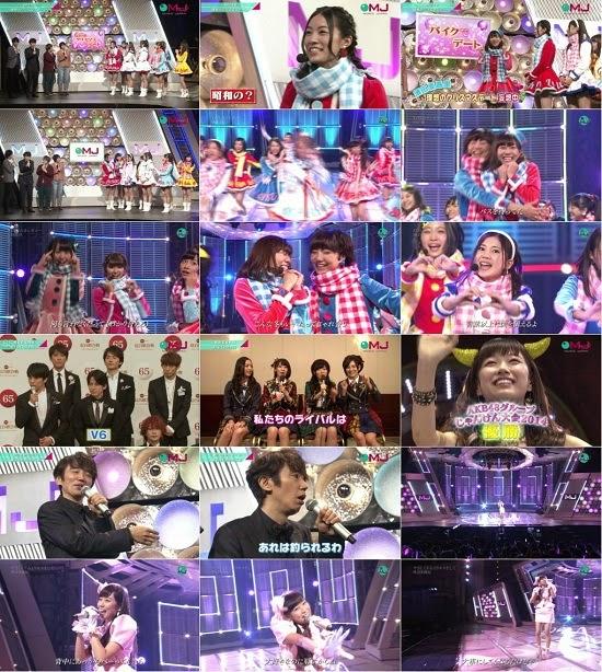 [TV-Variety] SKE48 渡辺美優紀 part – Music Japan 141130