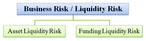 business or liquidity risk