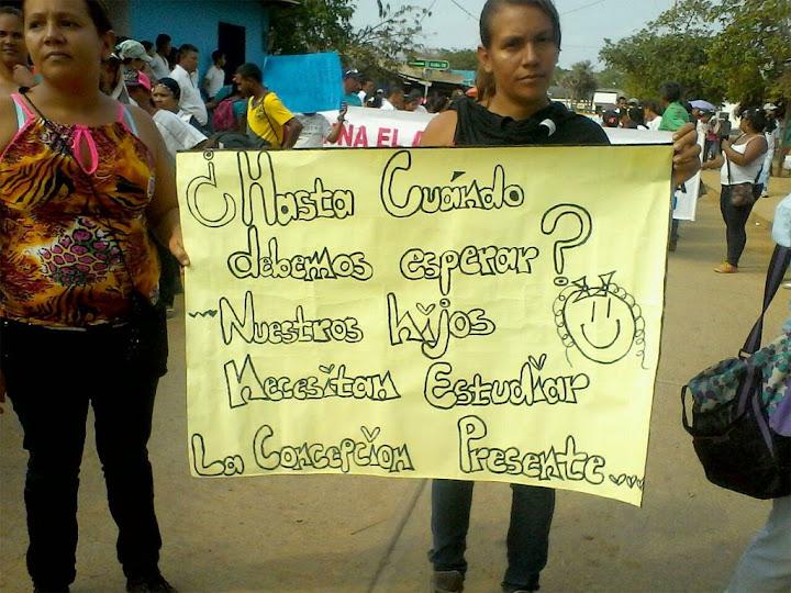 El sur de Córdoba se moviliza contra el analfabetismo