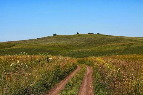 Пейзажи Горная Колывань