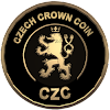 Czech Crown Coin