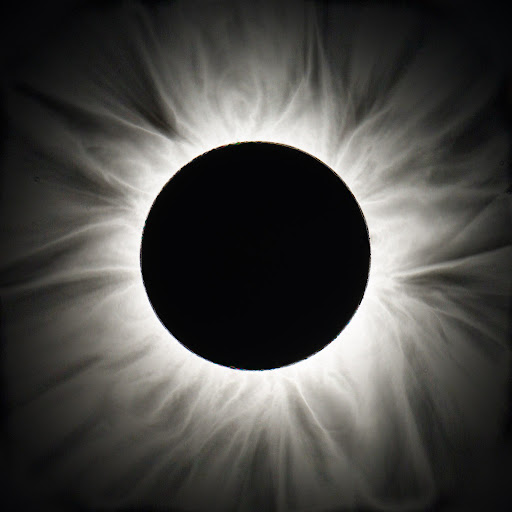 Total Solar Eclipse 13/14 Nov 2012 #7 - Totality Composite