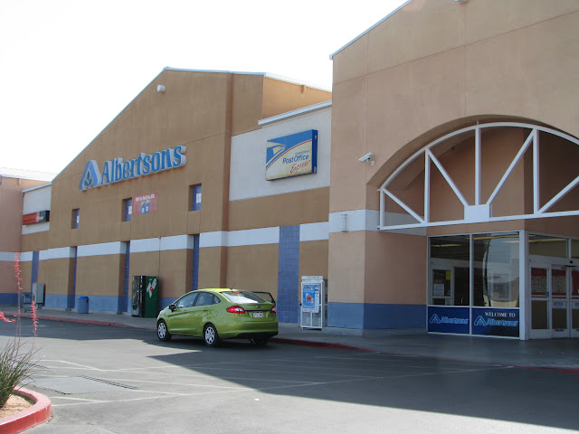 Post Office Express location, Las Vegas