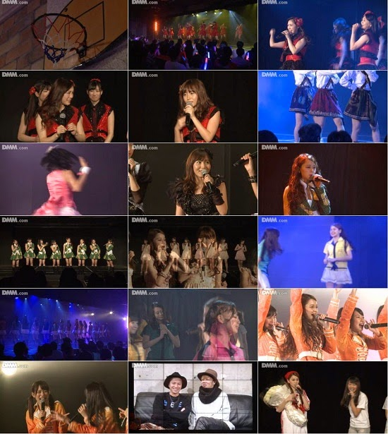 "(LIVE)(公演) SKE48 チームKII ""ラムネの飲み方"" 木下有希子最終公演 141127 & 141118 & 141119"
