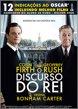 O Discurso do Rei – DVDRip AVI Dual Áudio