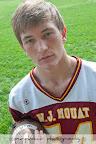 #54 Jake Heathcote (C) 6'2″, 210lb, Gr 11 FB/LB