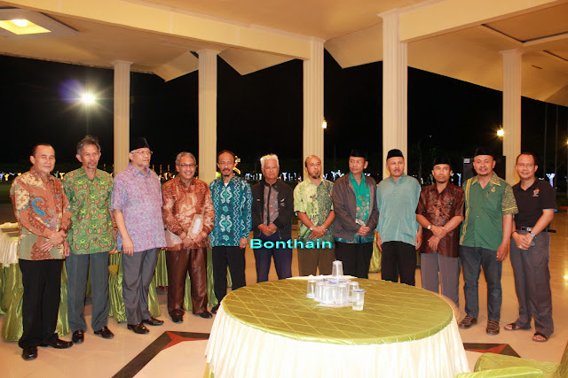 Hutan Desa Berlanjut, M. S. Kaban Turut Senang-5