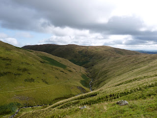 Looking back to Souther Fell