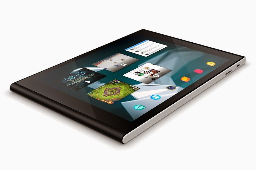 Jolla Tablet - Spesifikasi Lengkap dan Harga