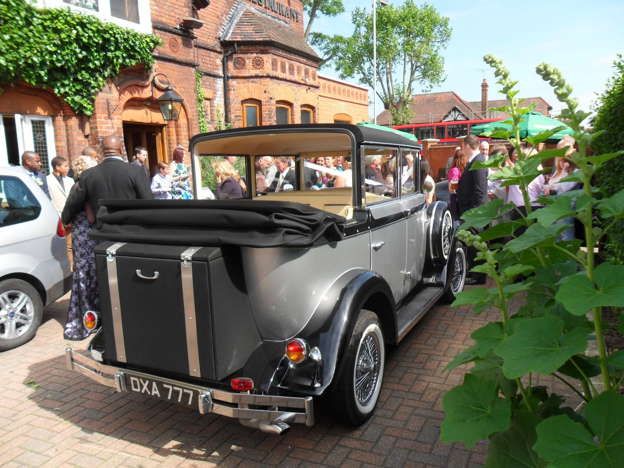 Chigwell police club wedding