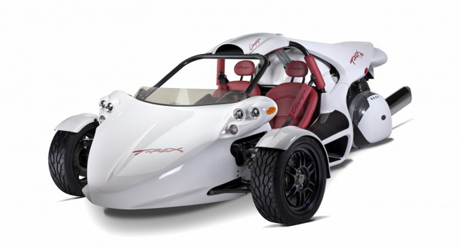 Bmw inline 6 powered t rex 16s 3 wheeler for those who are for T rex motor cycle